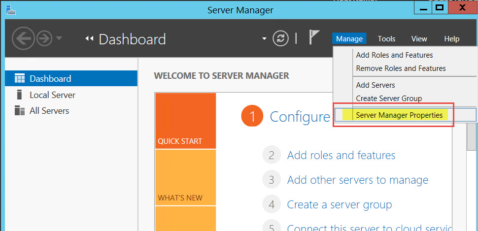 Windows Server 2012 R2 « Help: SQL Server